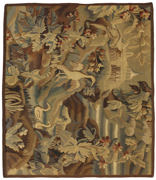 Tapestry French Textile 165x190