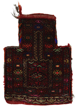 Alfombra Baluch Saddlebags 57x42