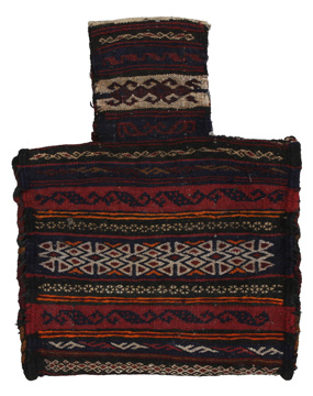 Alfombra Baluch Saddlebags 46x36