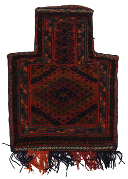 Alfombra Baluch Saddlebags 56x42